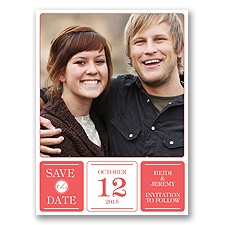 Photo Fantastic - Guava - Save the Date
