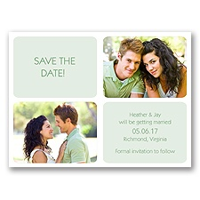 Window of Love  - Save the Date