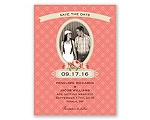 Vintage Photo Album - Guava - Save the Date