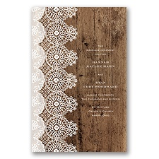 Barnwood & Lace - Program