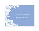 Lace Fantasy - Reception Card
