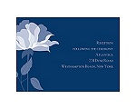 Ever Blooming - Marine - Reception Card