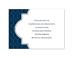 Lasting Impression - Reception Card