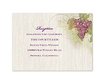Grapevine - Reception Card
