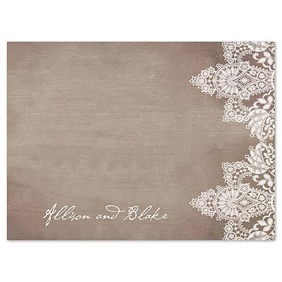 Wooden Wedding Invite as nice invitation sample