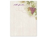 Grapevine - Thank You Card and Envelope