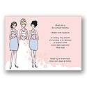 Gather the Girls - Bridal Shower Invitation