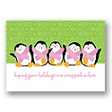 Penguin Pals - Pink Ribbon