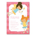 Fabulous Fairies - Birthday Invitation
