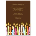 Birthday Wishes - Birthday Invitation
