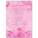 Filigree and Flourishes - Party Invitation