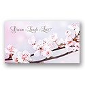 Dream, Laugh, Love Note Cards