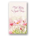 Simple Things Note Cards