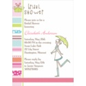 Cute Style - Bridal Shower Invitation