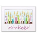 Polka Dots and Stripes Card