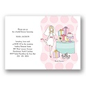 Happy Bride - Bridal Shower Invitation