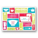 Stock the Kitchen - Bridal Shower Invitation