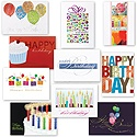 Birthday Card Assortment (100 Cards)