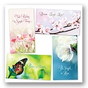 Nature Floral Note Card Assortment