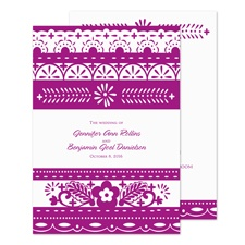 Design Sampler Wedding Program