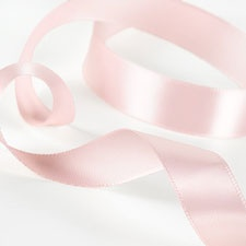 Princess Pink Satin Ribbon