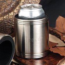Personalized Metal Can Cooler