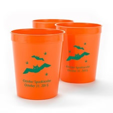 Orange Personalized Cup