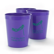 Purple Personalized Cup