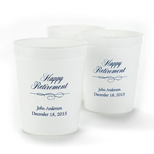 White Personalized Cup