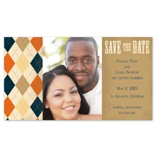 Argyle Photo Save the Date