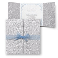 Happily Ever After Wedding Invitation - Cinderella