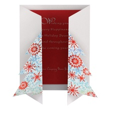 Christmas Pop-Up Holiday Card