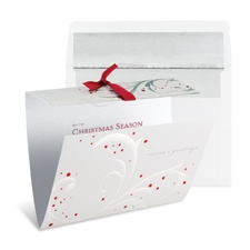 Precious Gift Holiday Card