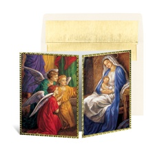 Nativity Holiday Card