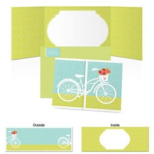 Pedal Power Note Card