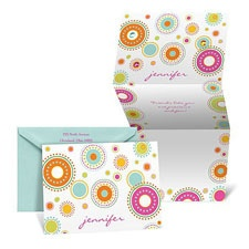 Get Spotted Note Card