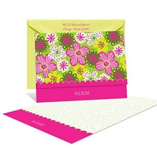 Pretty Posies Note Card