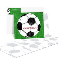 World Cup Note Card