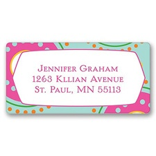 Get Spotted Address Label