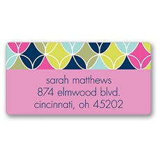 Purse-onality Address Label
