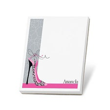 High Fashion Note Pad