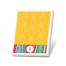 Pretty Patterns Note Pad