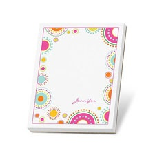 Get Spotted Note Pad