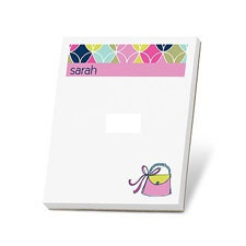 Purse-onality Note Pad