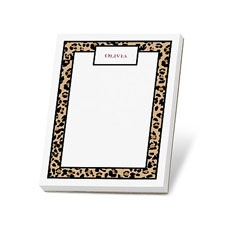 Wild Thing Note Pad