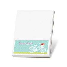 Pedal Power Note Pad
