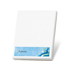 Surf's Up Note Pad