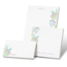 Floral Appeal Note Pad Set