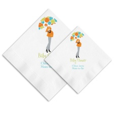 Diva Dots Ooh La Color Napkins