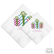Merry Packages Ooh La Color Napkins